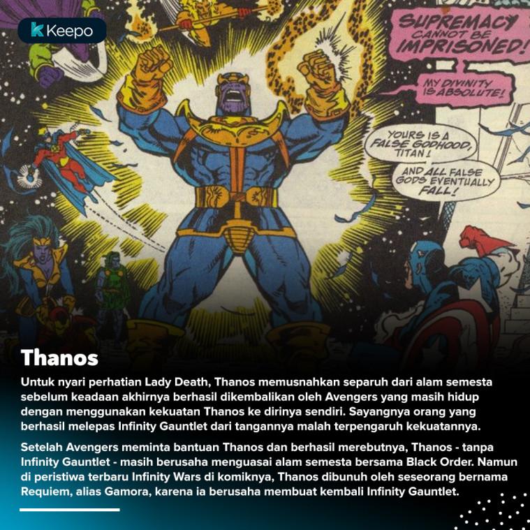 black panther infinity gauntlet marvel comics