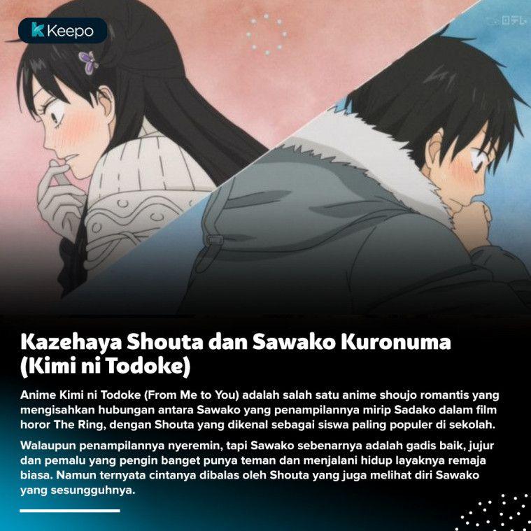 pasangan anime from me to you
