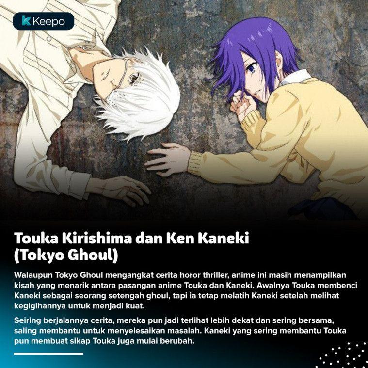 pasangan anime i Tokyo Ghoul