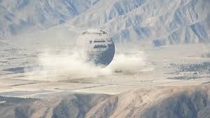 Kematian misterius para staf yang bekerja di Area 51