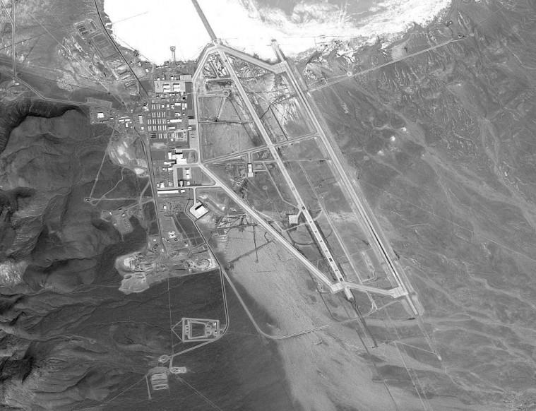 Sejarah berdirinya Area 51