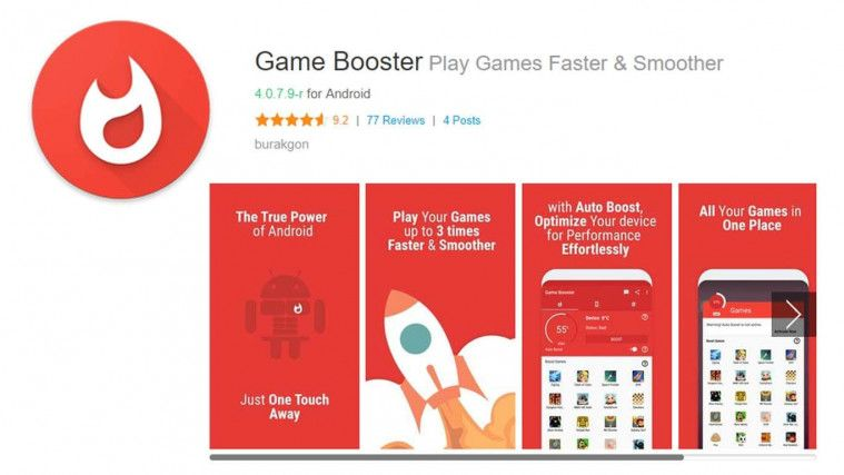 Game booster 4x faster apk download apkpure | Free Download