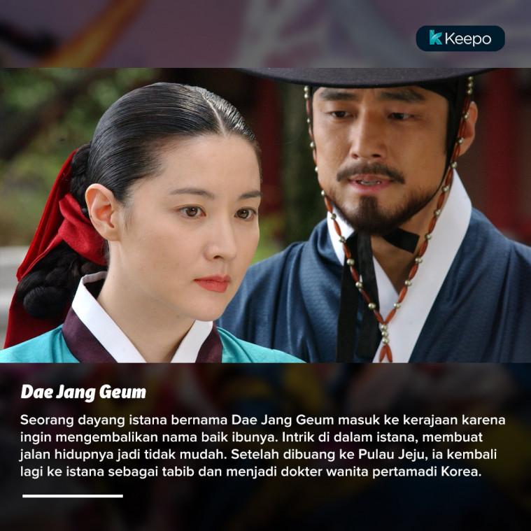 Drama Kolosal Korea Terpopuler yang Melekat di Hati Penonton