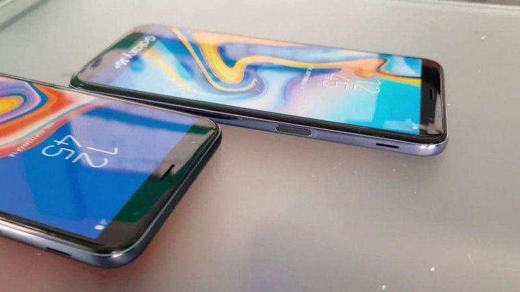 Samsung Galaxy J4+ hp di bawah 2 juta