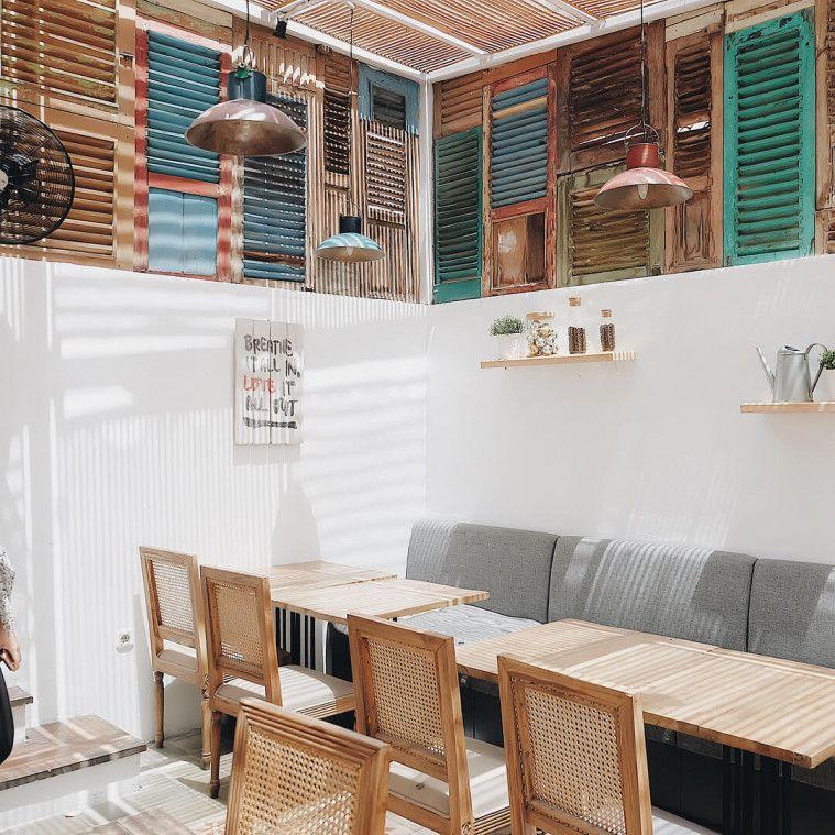 Kafe Aesthetic di Jogja