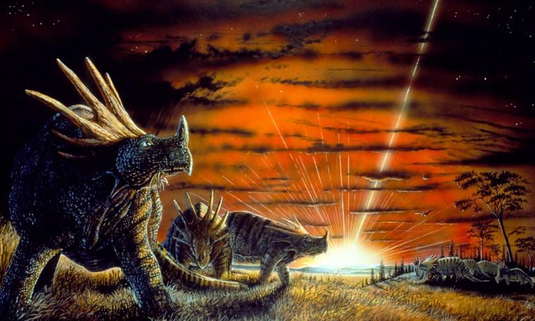 Teori hantaman meteorit jadi teori populer