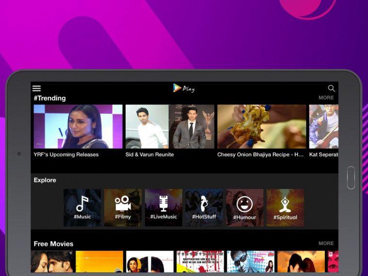Hungama Play aplikasi nonton film india