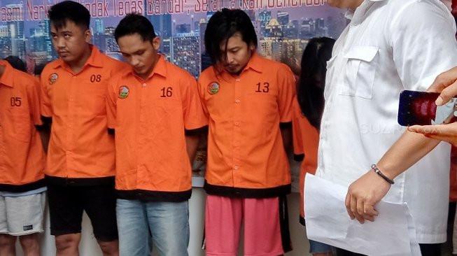 Jadi Kaki Tangan Bandar Narkoba Zul Zivilia DiAncam Hukuman Mati