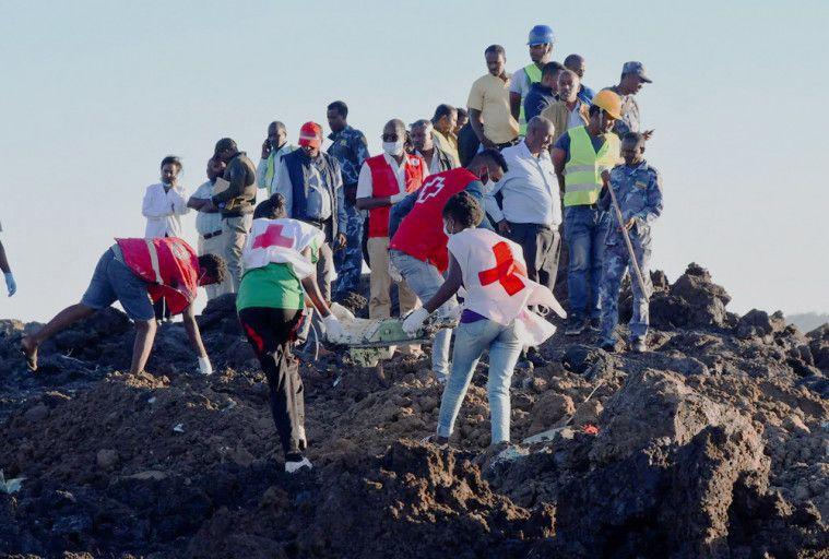 Ethiopian Airlines Jatuh Lebur 1WNI Menjadi Korban Dari 157Orang Asing