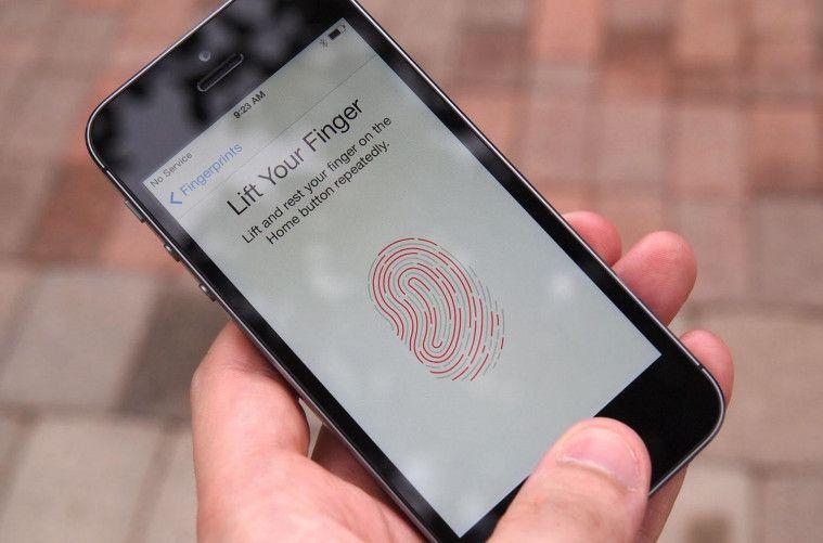 fingerprint scanner smartphone