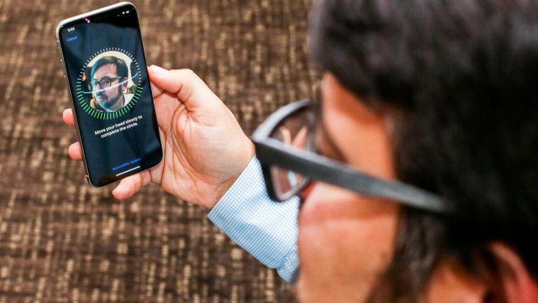 Face Recognition smartphone