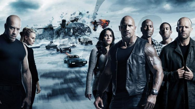 Fate of the Furious (2017)
