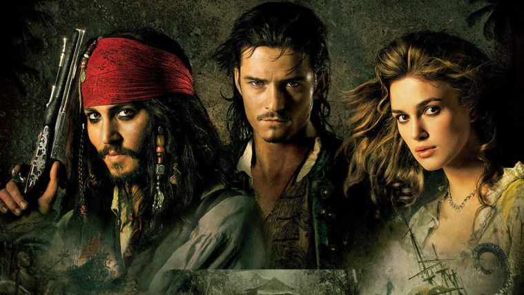 Pirates of Caribbean : At World's End