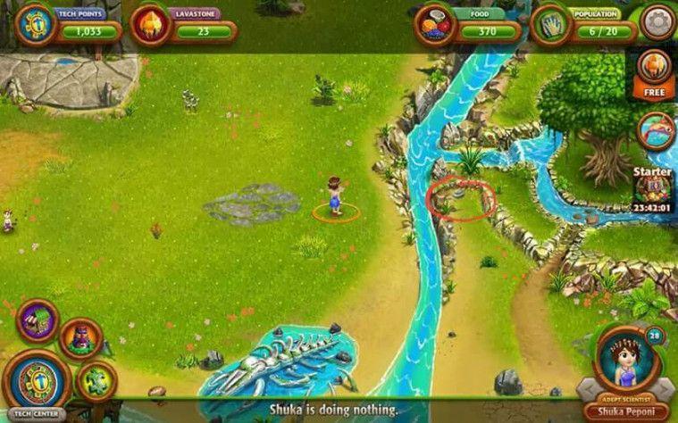 Game membangun desa