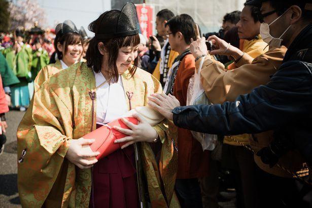 Festival Honen di Komaki