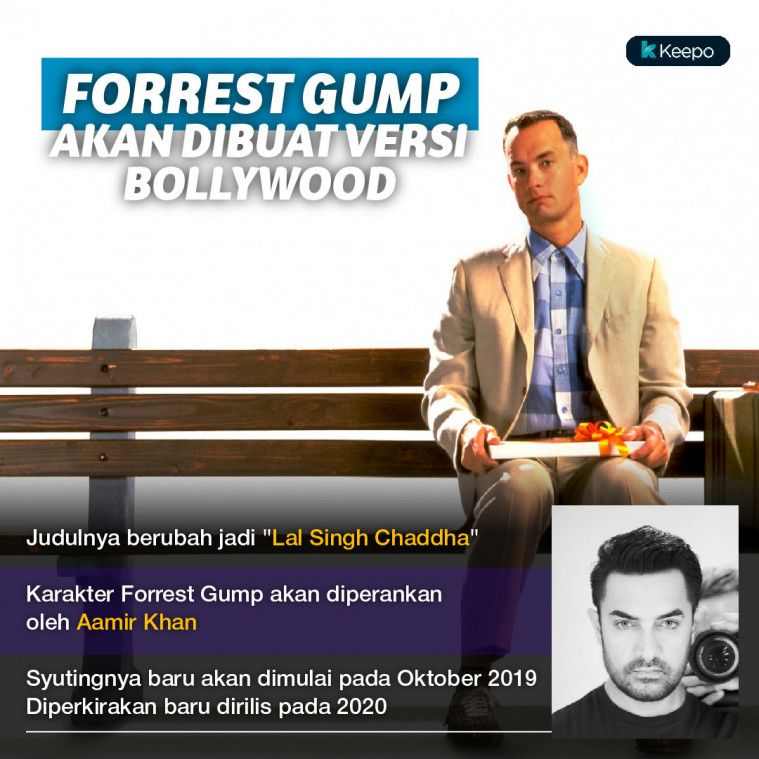 forrest gump bollywood version