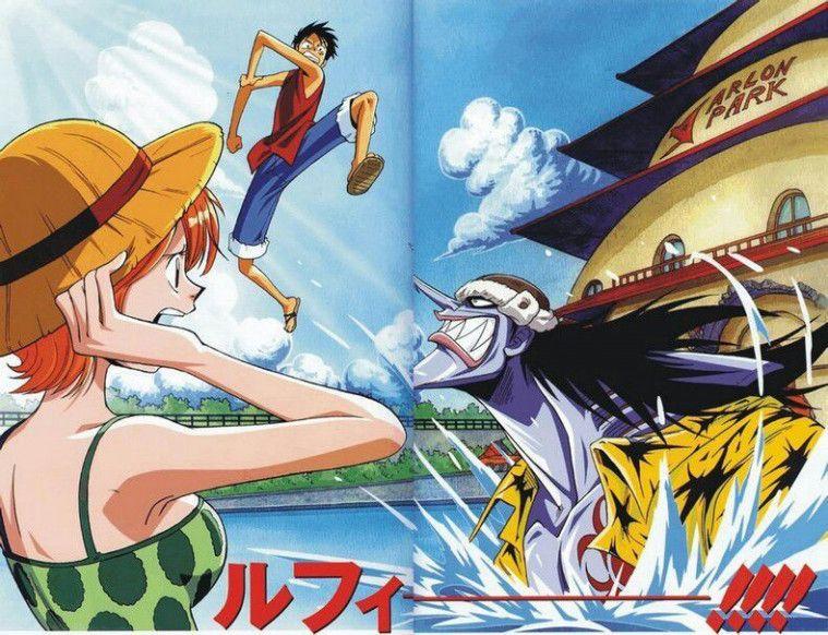 7 Pertarungan Luffy Melawan Musuh Kuat yang Paling Epic