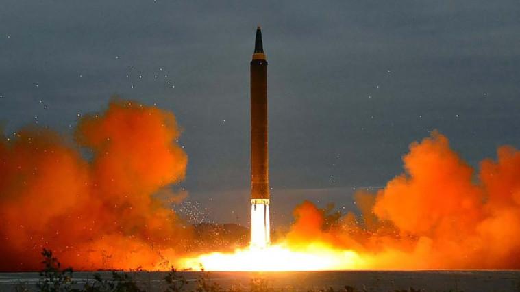 Hwasong-10 Missile