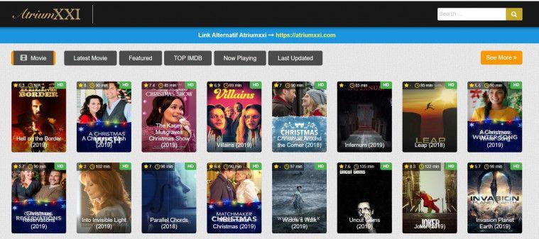 Situs Nonton Movie Online Dan Streaming Film Bioskop 2020