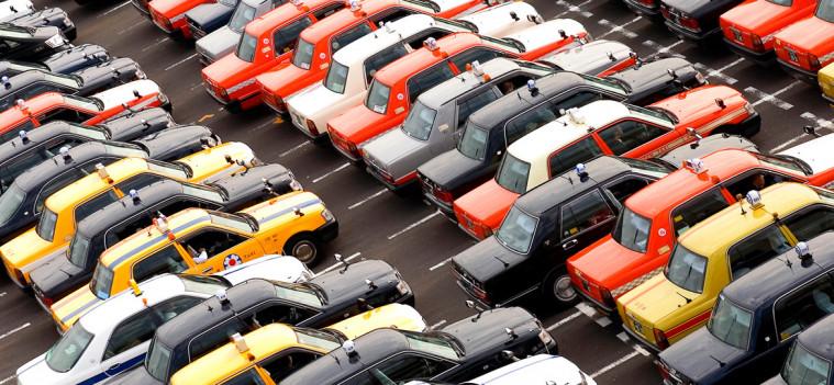 Perusahan taksi