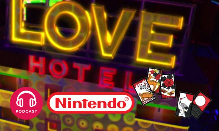 Love Hotel dan kartu remi cabul