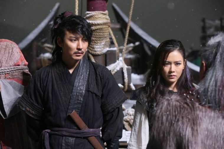 film korea kerajaan The Pirates