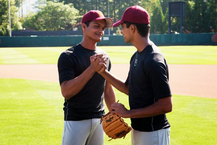 film olahraga terbaik Million Dollar Arm (2014)