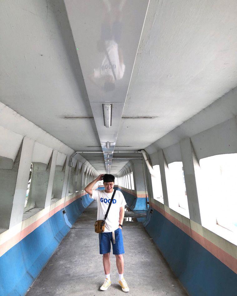tempat foto di hongkong
