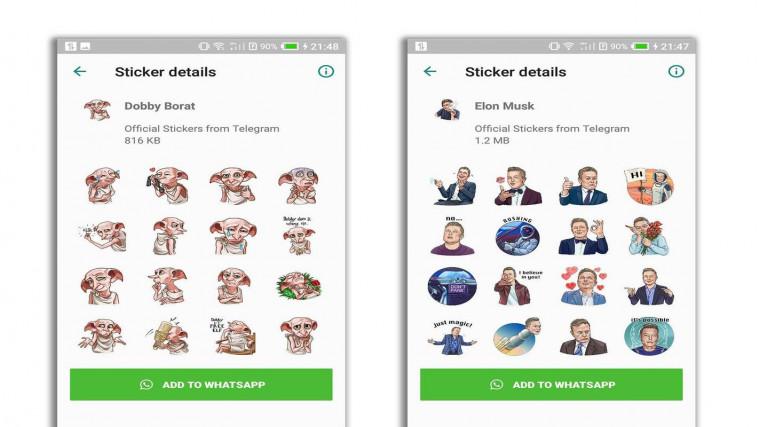 Keren 10 Aplikasi Stiker Whatsapp Terbaik 2019