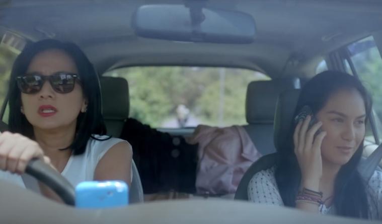 Me vs Mami (2016) <a href='https://uzone.id/tag/film' alt='film' title='film'>film</a> indonesia <a href='https://uzone.id/tag/ibu' alt='ibu' title='ibu'>ibu</a> dan anak