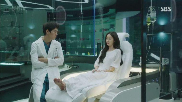 drama Korea genre medis Yong Pal (2015)