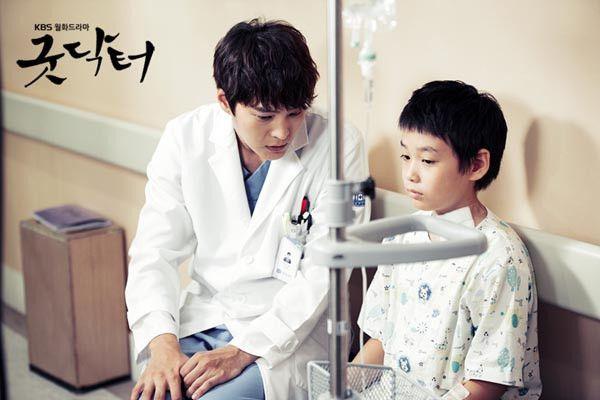 drama Korea terbaik Good Doctor (2013)