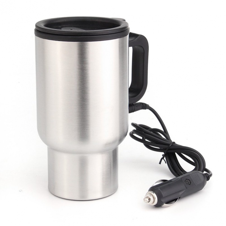 Mug penghangat portable