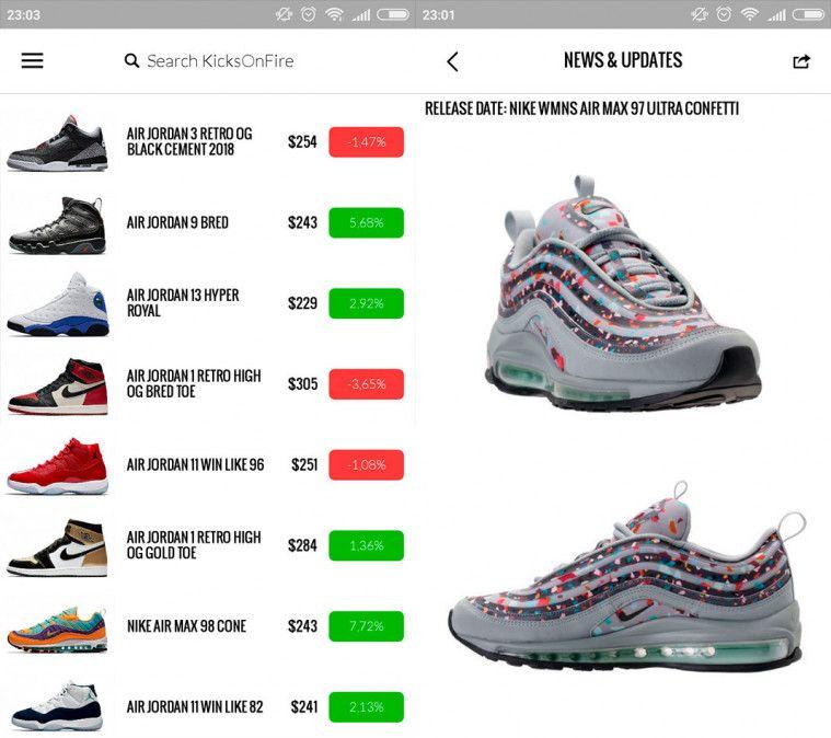 Aplikasi Beli Sneakers