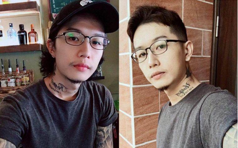 Transformasi wajah setelah berhenti merokok