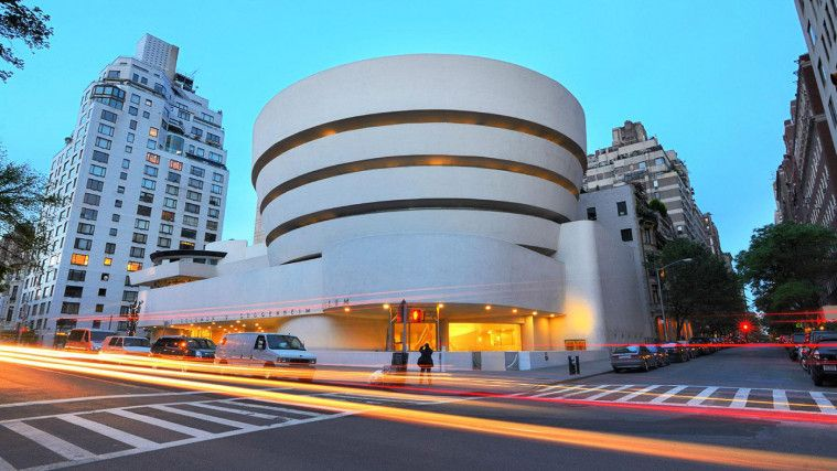 kota palng artsy di dunia