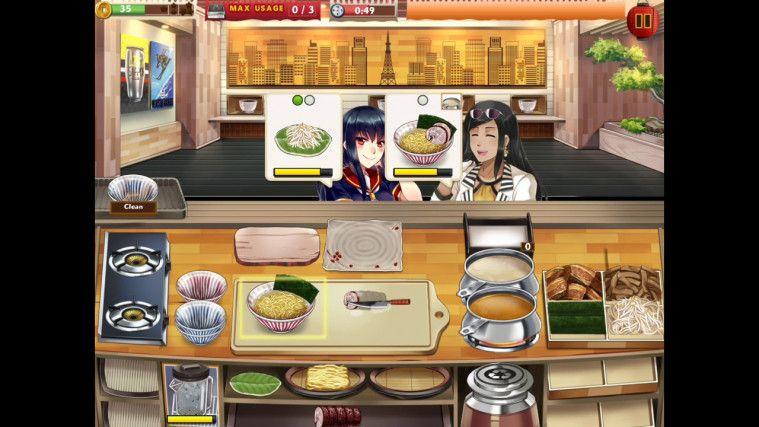 Seru 10 Game Memasak Makanan Jepang Terbaik Di Android