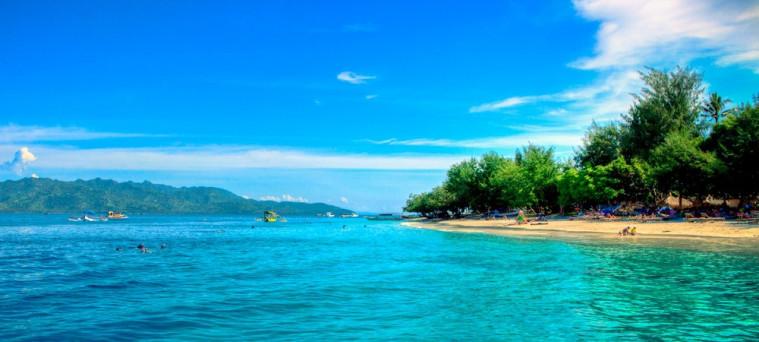 Pulau bebas polusi