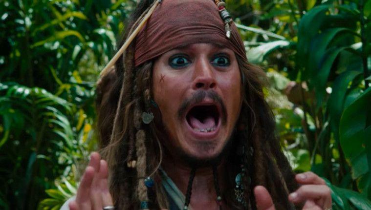 Rekor Film Hollywood Paling Unik Pirates of The Caribbean: On Stranger Tides