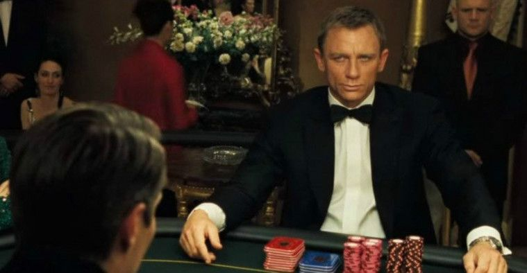 Rekor Film Hollywood Paling Unik Casino Royale