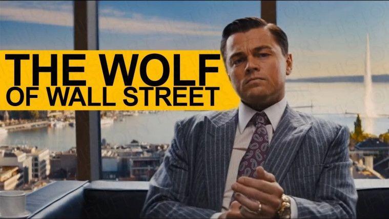 Rekor Film Hollywood Paling Unik The Wolf Of Wall Street