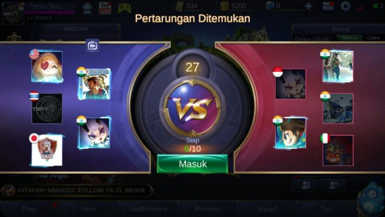 5 Cara Cheat Mobile Legends Terbaru Dijamin Works