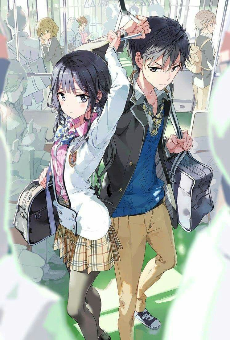Anime Romance Terbaik Dan Termanis Sepanjang Masa