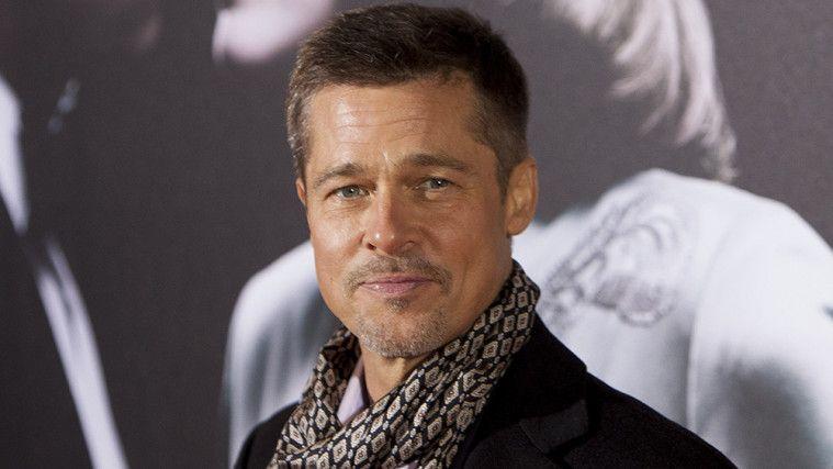 Aktor Mahal Bayaran Tertinggi Brad Pitt