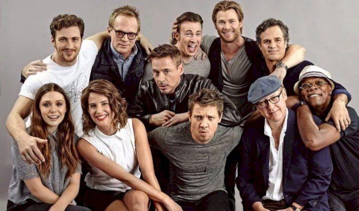 Film Marvel Lebih Sukses dari Film DC