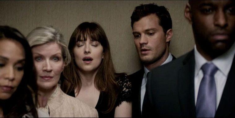 Film Hollywood Dilarang Tayang di Indonesia Fifty Shades of Grey