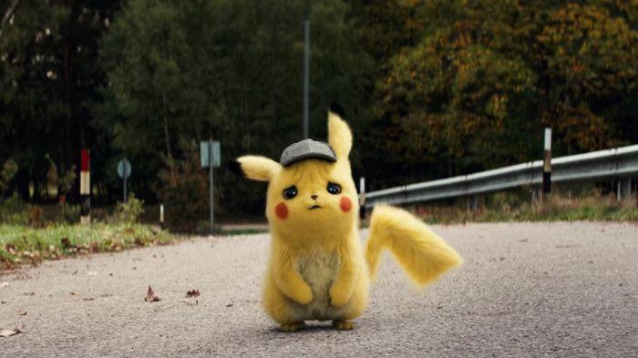 Film Hollywood Mei Pokemon: Detective Pikachu