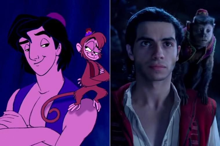 Film Hollywood Mei Aladdin