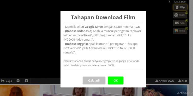 Cara Download Film Gratis di Komputer dan Handphone