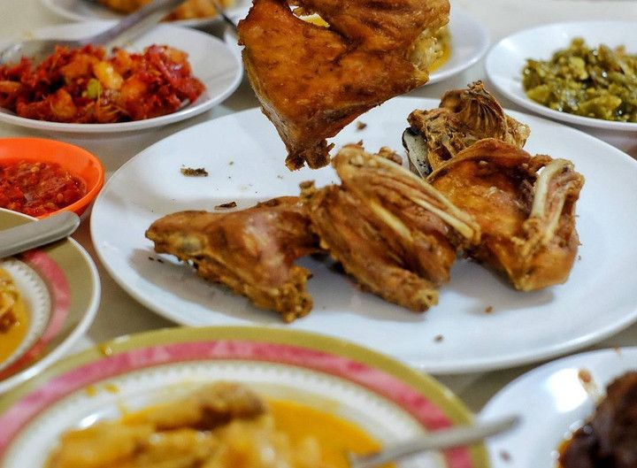 Restoran masakan Padang paling enak di Jakarta